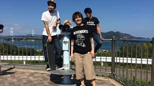 Ken Yokoyama、自主企画ツアー<Very Very Strawberry Tour>開催決定