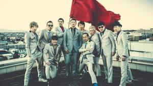 スカパラ、ニューアルバムにTOSHI-LOW(BRAHMAN/OAU)が参加