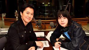 福山雅治と菅田将暉がラジオ初共演、トーク&スペシャルセッションがOA