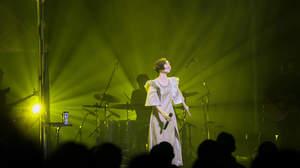 坂本真綾、約2年ぶりの全国ツアー開幕「もっともっと進化していく再始動のツアーに」