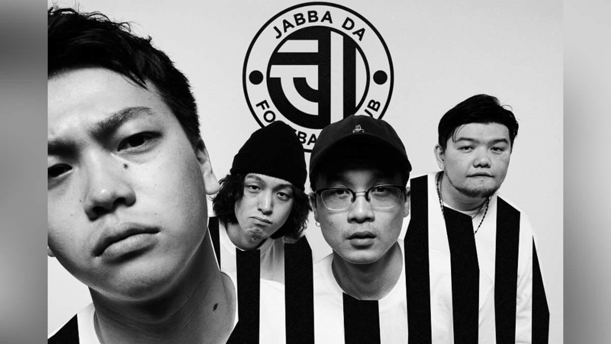 JABBA DA FOOTBALL CLUB、シーンを繋ぐアンセム「月にタッチ」MV公開