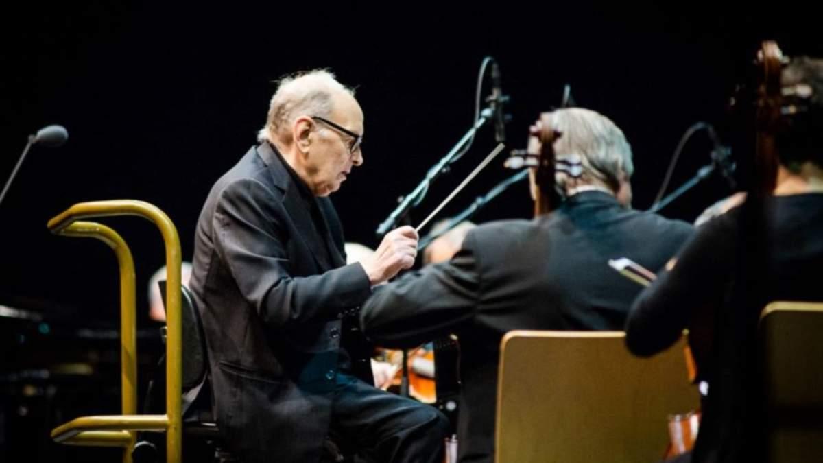 エンニオ・モリコーネ、この秋、英国でのラスト・コンサート開催