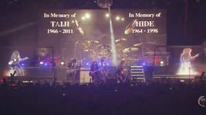 X JAPAN、7人で挑んだ世界の舞台。「ロックは死んでない」