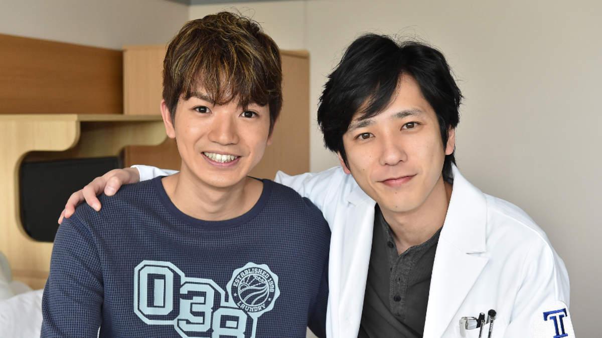 二宮和也とジャニーズJr. 高地優吾、『ブラックペアン』で初共演