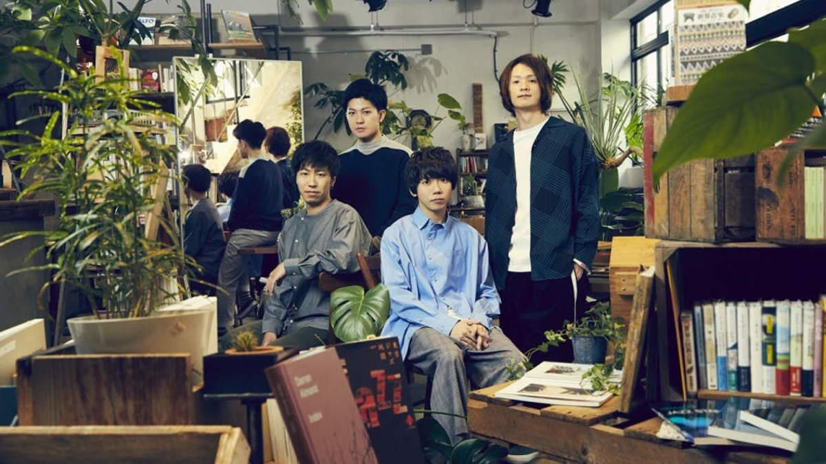 sumika、25日に『Fiction e.p』記念番組を生配信