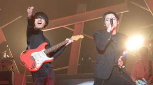 SKY-HI、斎藤宏介(UNISON SQUARE GARDEN)と共演