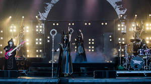 BABYMETAL、アメリカ<Rock on the Range>に出演。日本人アーティストとして初の2ndステージのトリを務める