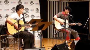 菅田将暉×石崎ひゅーい、アコースティックライブ音源が今夜OA