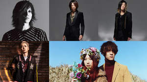 『SugizoTube』、<LUNATIC FEST. 2018 SPECIAL>第3夜にTAKURO & HISASHI、ミヤ、GLIM SPANKY