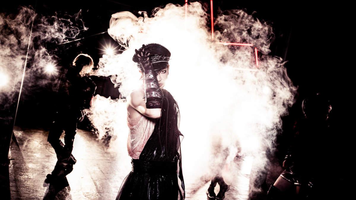 元SCREWの鋲、新バンド「KHRYST+」始動