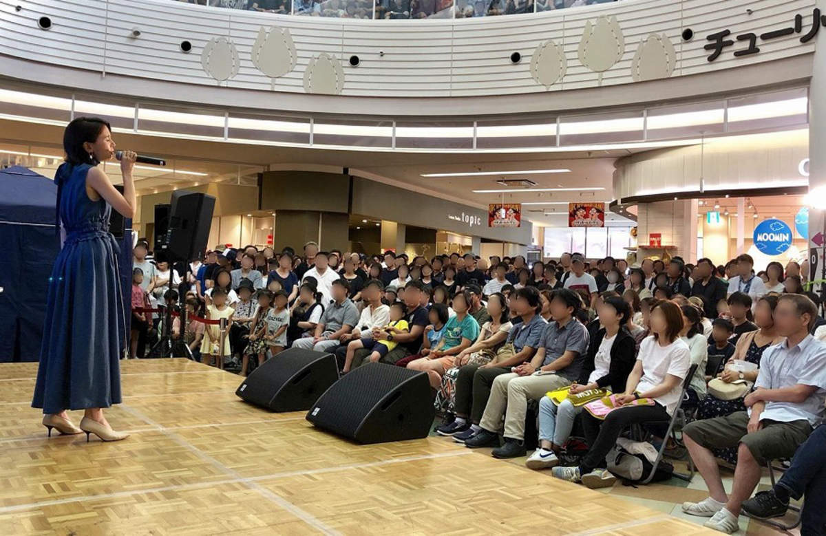 May J.、47都道府県でカバー曲披露