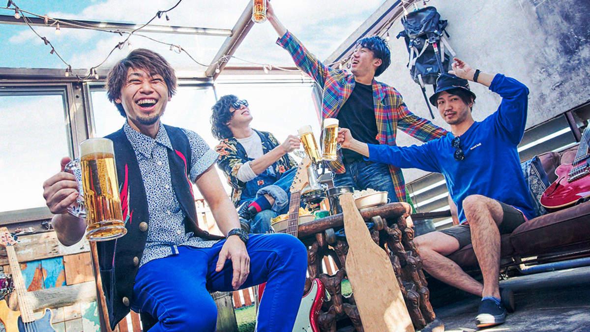 【インタビュー】音の旅crew、絶妙な楽器のアンサンブルと心地よい歌声を聴いて楽しく踊ってほしい『JOYSTEP』