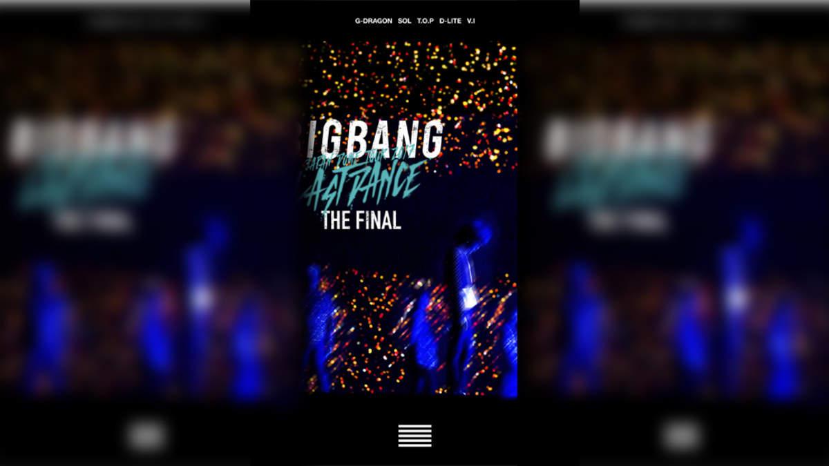 BIGBANGに思いを伝えるファン参加型ムービー企画実施