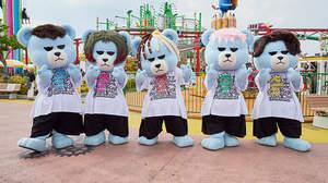 BIGBANGらYGアーティスト×よみうりランド、スペシャル仕様の夏イベント