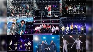 <a-nation>東京公演初日。東方神起が4年ぶりにヘッドライナーに帰還