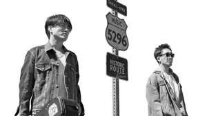 コブクロ、20周年を記念し4枚組となる初のコンプリートベスト12月発売