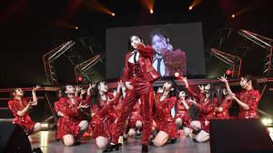 SKE48、リクエストアワー2日目。松井珠理奈が総選挙ぶりのパフォーマンス