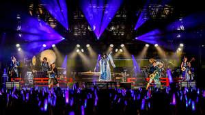和楽器バンド、2年連続の平安神宮単独奉納ライブ。「東京2020参画プログラム」にも認定
