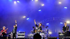 【ライブレポート】<イナズマロック フェス>2日目、「最後に大好きなアニキと1曲」