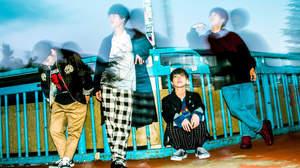 04 Limited Sazabys、富士山での演奏シーンと渋谷の雑踏が交差したMV、監督は番場秀一