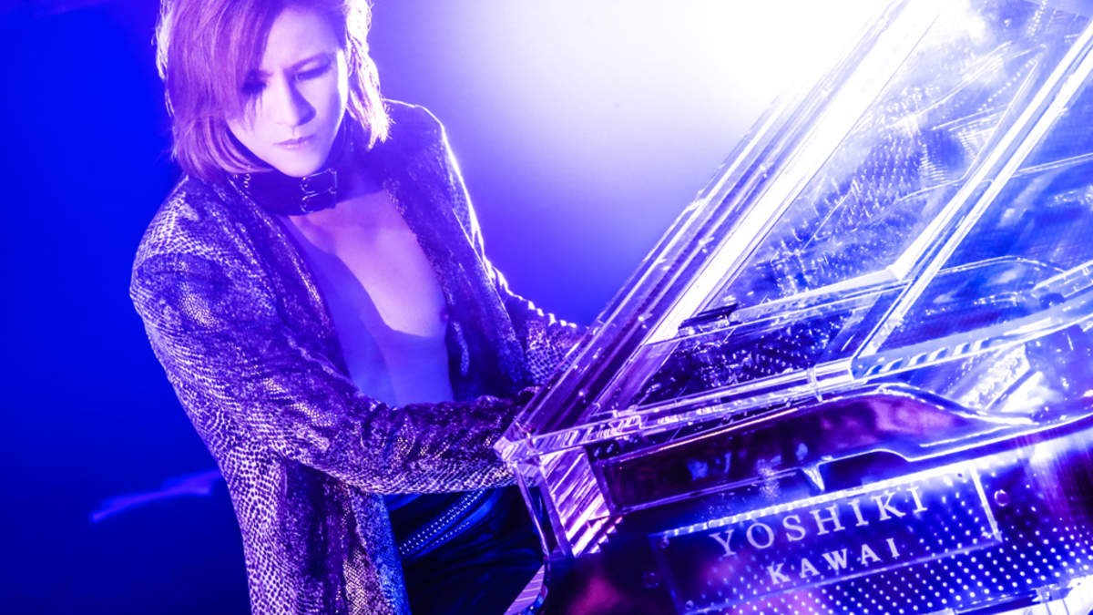 YOSHIKI愛用クリスタルピアノ、新作モデルが1億円で5台限定販売