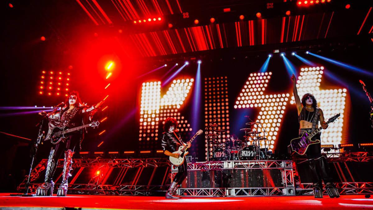 キッス、ラスト・ツアーのセットリスト、25曲に拡大