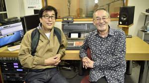 小坂忠と松任谷正隆、さかいゆうの特別対談がオンエア