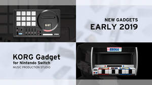 セガ&タイトーの音源がSwitch版「KORG Gadget」に2019年春登場、「アウトラン」や「アフターバーナー」「ダライアス」などのサウンドを収録