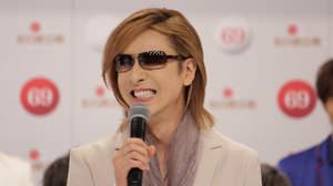 YOSHIKI feat. HYDE、『NHK紅白歌合戦』へ出場「新人の気分です」