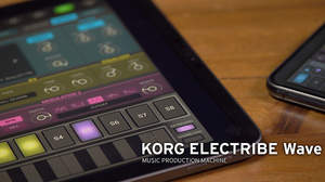 「KORG ELECTRIBE Wave」が大型アップデート、サンプル・インポートやAbleton Live Projectに対応