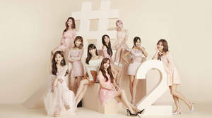 TWICE、ベストAL第2弾『#TWICE2』3月発売+「LIKEY」日本語ver. MV公開