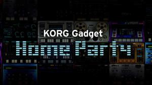 コルグ、音楽イベント「KORG Gadget Home Party Vol.2」でセガ、タイトーとのドリームタッグが実現