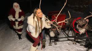 マライアの「恋人たちのクリスマス」、Spotifyの24時間最多ストリーミング記録を樹立