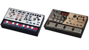 コルグvolcaに新モデル2種、セミ・モジュラー・シンセ「volca modular」&デジタル・パーカッション・シンセ「volca drum」