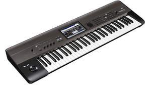コルグ「KROME」がリニューアル、EDM系や新ピアノ音色など即戦力サウンドを追加、進化した定番シンセ「KROME EX」3機種登場