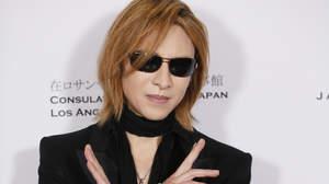 YOSHIKI、映画関連の発表があると示唆