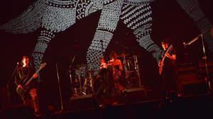 THE BACK HORN、結成20周年ツアーが日本武道館で閉幕