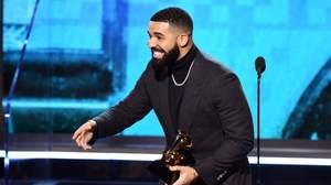 グラミー賞、最優秀ラップ・ソングはドレイク「God's Plan」