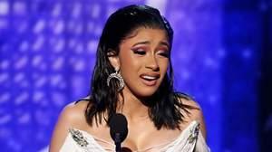 グラミー賞、カーディ・Bが最優秀ラップ・アルバムを受賞