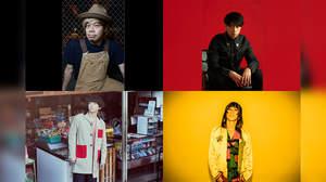 TAKUMA、牧達弥、片岡健太、渋谷龍太が『ROCK KIDS 802』日替わりDJに