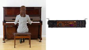 世界最高峰のピアノの音色を自宅で楽しめるアップライト・ピアノ用消音ピアノ・システム「KHP-2500」