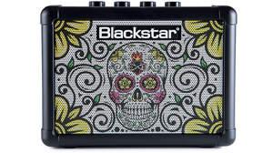 Blackstarの人気ミニアンプ「Fly 3」に数量限定の「Sugar Skull」登場
