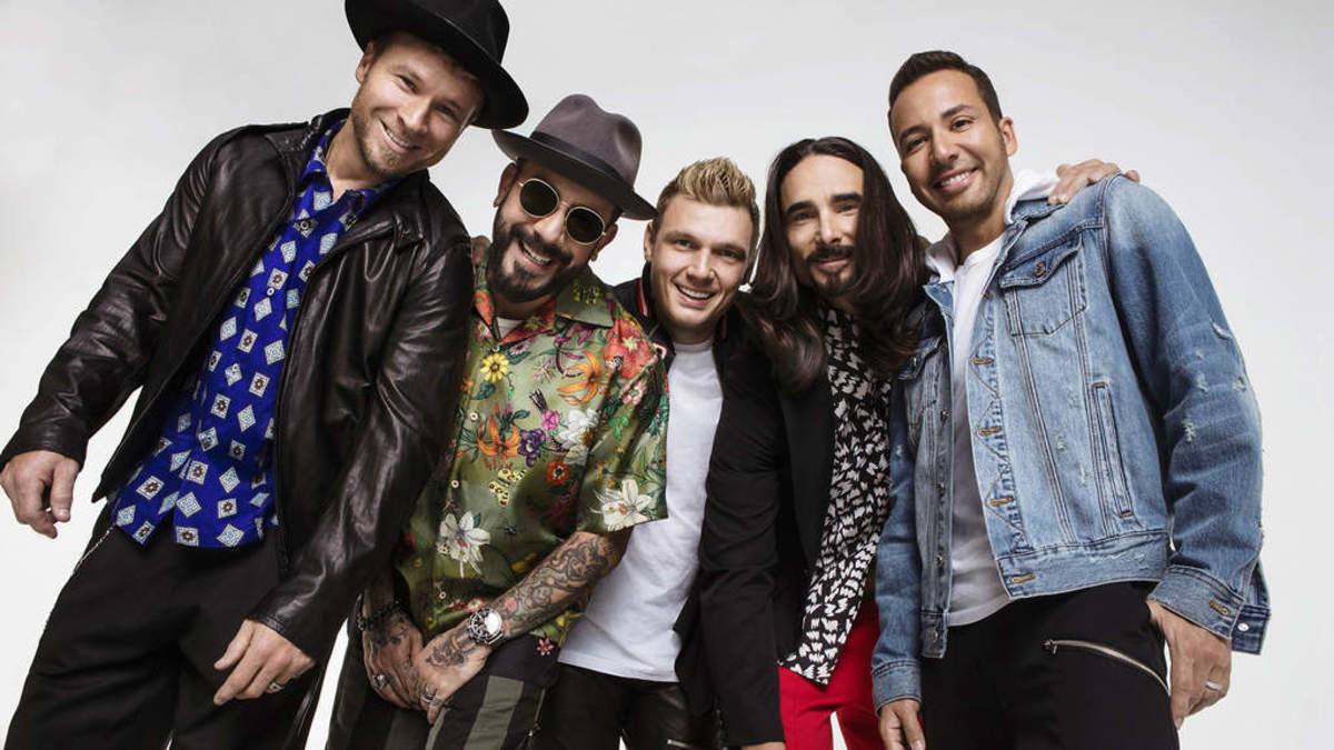 backstreet boys dna world tour さいたま スーパー アリーナ 10 月 12 日