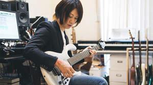 【インタビュー】町屋(和楽器バンド)が提示する、実現すべきギターの姿【BARKS編集長 烏丸哲也の令和 楽器探訪Vol.001】