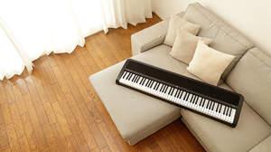 コルグ、ピアノ・ビギナー向けだが本格的サウンドを追求したデジタルピアノ「B2」登場、軽いタッチの「B2N」もラインナップ