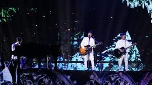 ゆず、台湾のグラミー賞で「栄光の架橋」を披露