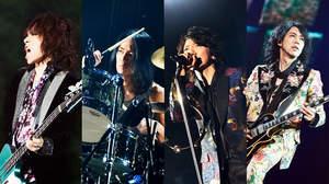 THE YELLOW MONKEY、17年ぶりの東京ドーム公演がBlu-ray/DVD化