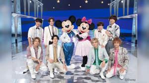 『FNSうたの夏まつり』、ミッキーと仲間たちがHey! Say! JUMP、乃木坂46と共演