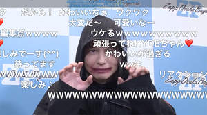 『HYDE CHANNEL vol.2』、大阪公演生中継が神回に「今日はエンターテインメント」