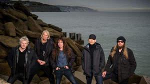 スティーヴ・ハリス、年内にブリティッシュ・ライオンのセカンド・アルバムを発表予定